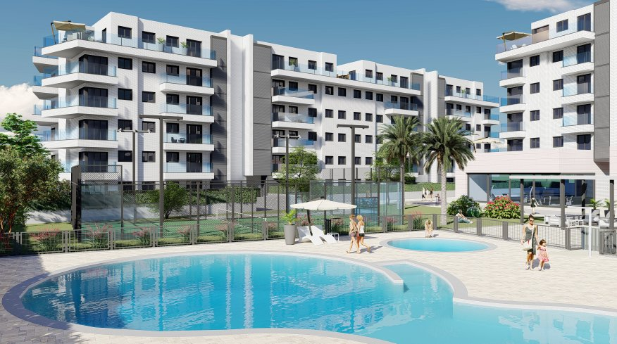 Residencial Mairena Hills